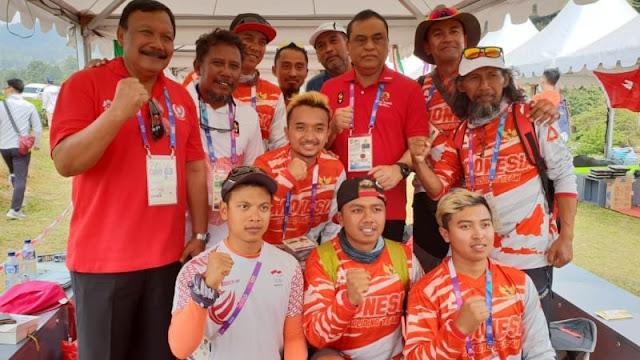 Pelatih Paralayang Asian Games Jadi Korban Tsunami di Palu