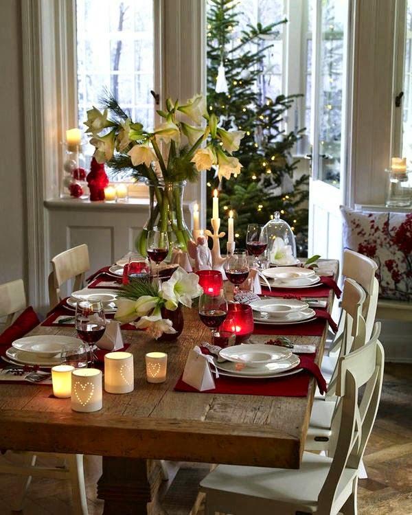 Inspiration Ideas Decorativas Para Tu Mesa De Navidad Virlova Style - Ideas-decorativas-navideas