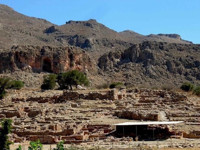 Περί της διατροφής Μινωιτών Μυκηναίων στην Κρήτη