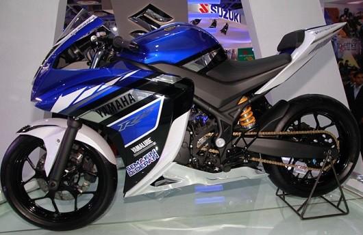 Spesifikasi Fitur Dan Harga Motor All New Yamaha YZF R25 Terbaru