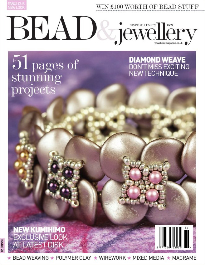 Bead & Jewellery Magazine #70