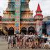 Duraznenses ganadores de Domingos Juveniles disfrutaron de un viaje inolvidable