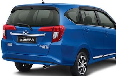 Harga Daihatsu Sigra Update Terbaru 2017 Baru dan Bekas