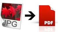 Come convertire immagini in PDF