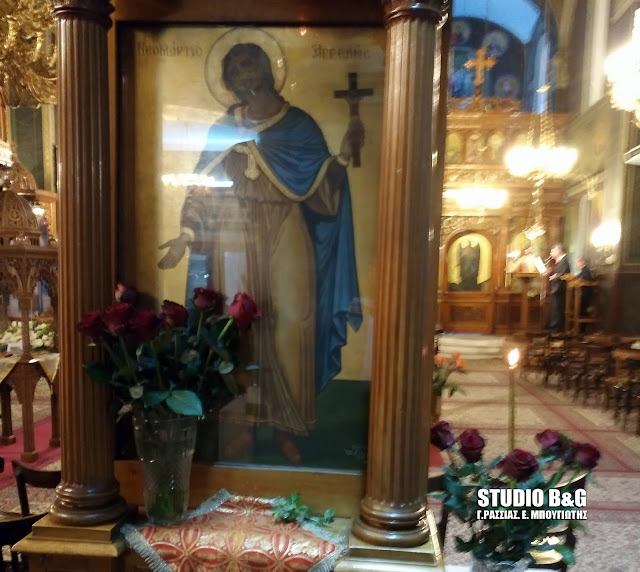 Οι Δεσμοί Αίματος γιόρτασαν τον προστάτη τους Άγιο Αγγελή τον Αργείο