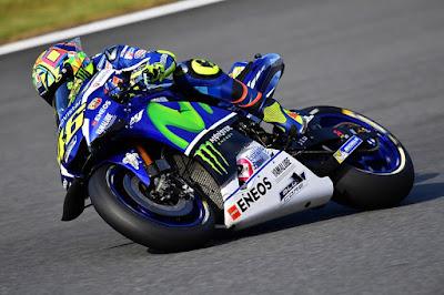 Legenda MotoGP Valentino Rossi