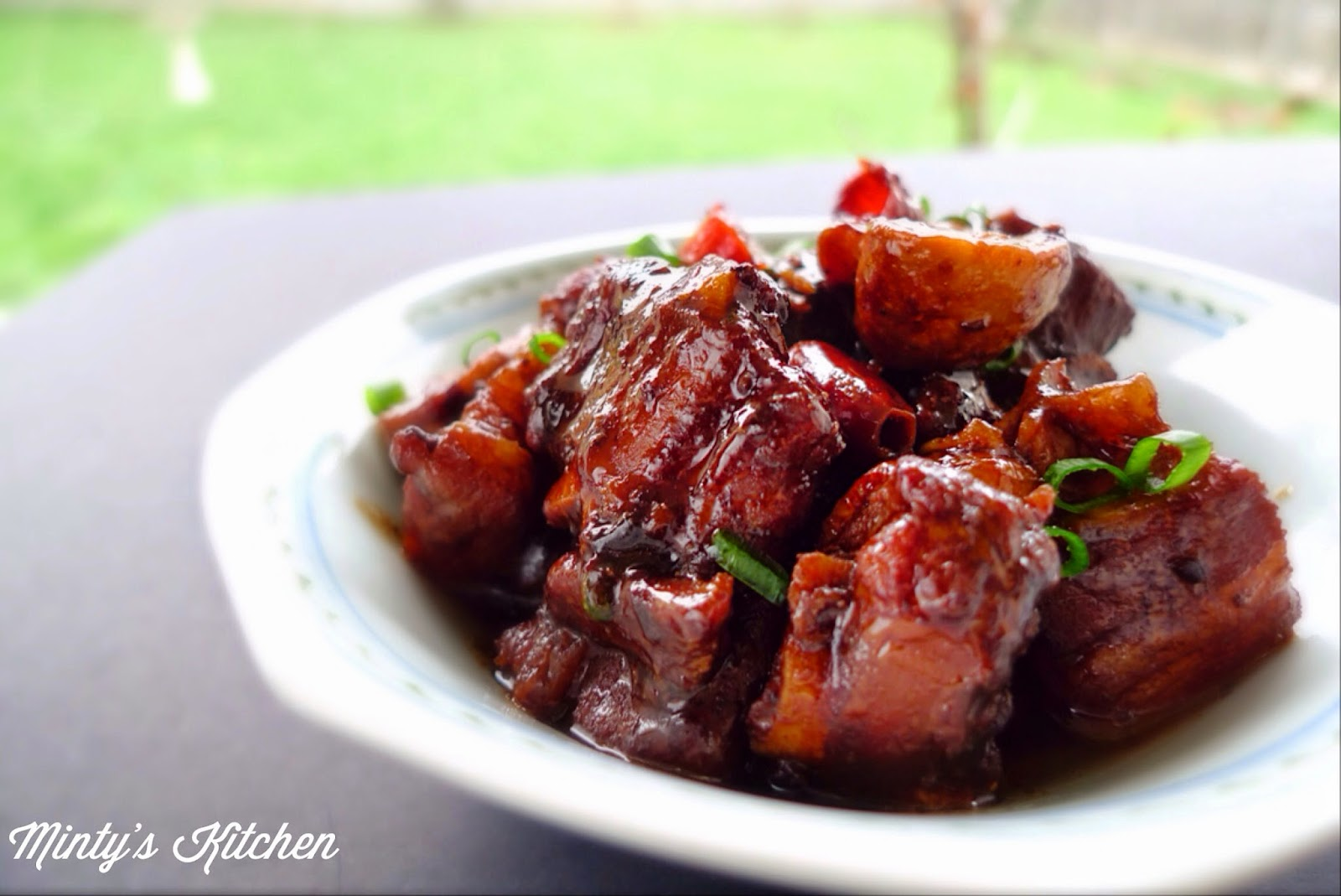 Fermented Black Beans Pork Spare Ribs