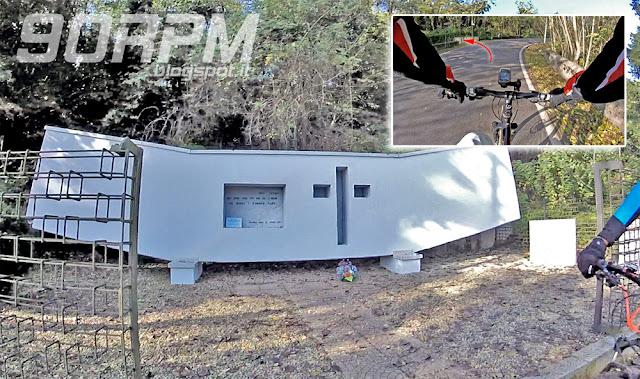 Monumento in memoria dell'incidente aereo di Olgiate Olona