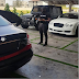 Timaya shows off his car collection(photo)