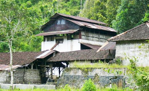 Pabrik Kopi Van Dilem, Desa Dompyong