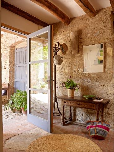 El rebedor welcome home estil de vida decoraci vintage chic rustic - Subvenciones rehabilitacion casas antiguas ...