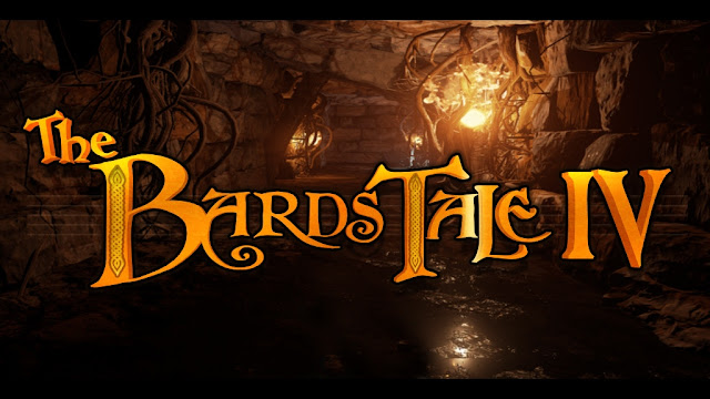 Celtic Songs and Ale! The Bard's Tale IV: Barrows Deep
