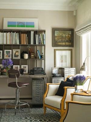 Decoración oficina sala