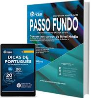 Apostila Concurso Prefeitura de Passo Fundo 2016