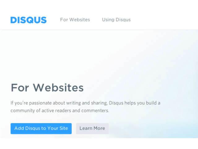 Blogger 安裝 DISQUS 社群聚合留言板_001
