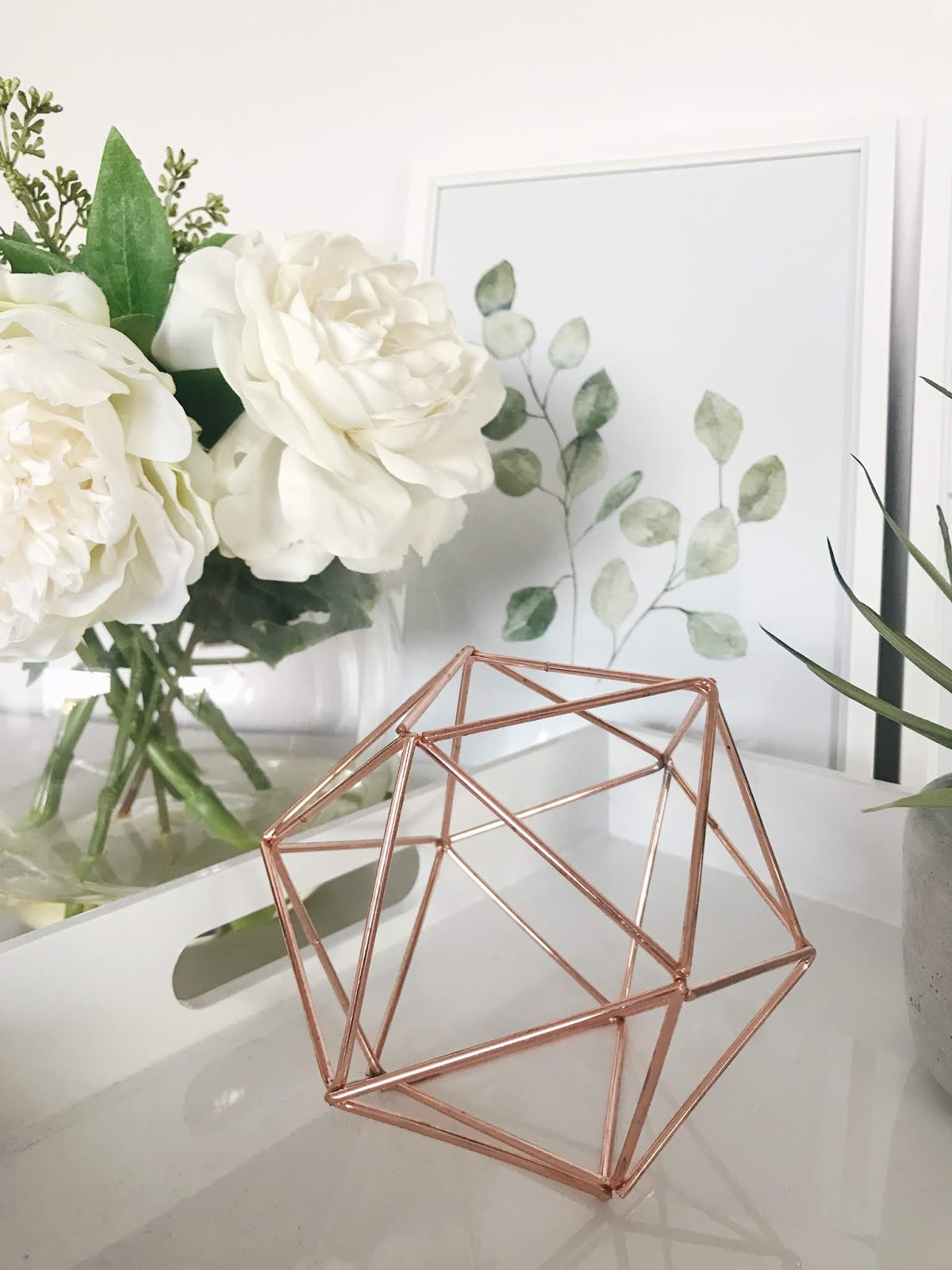 Image of Copper Metal Wire Ball, Maisons Du Monde