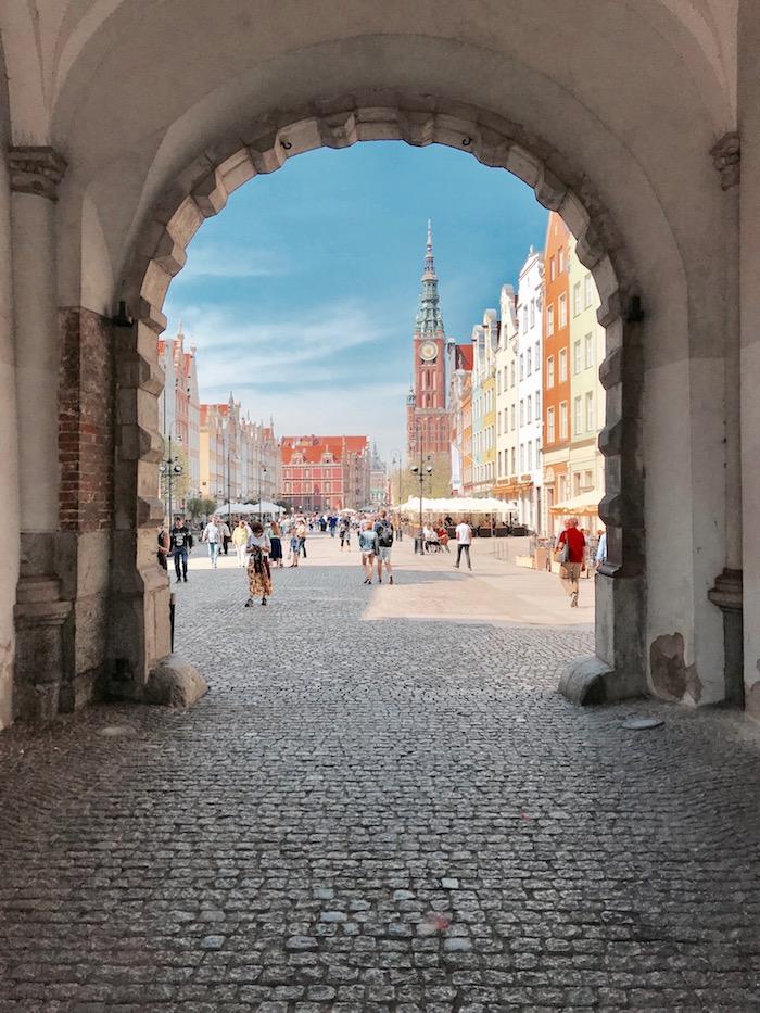 gdańsk ciekawe miejsca, gdańsk długi targ, Gdańsk ulica dluga, gdańsk restauracja, gdańsk umam,