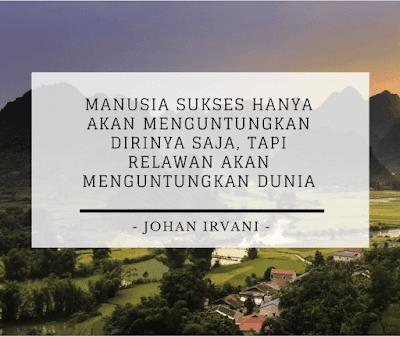 JOHAN-IRVANI