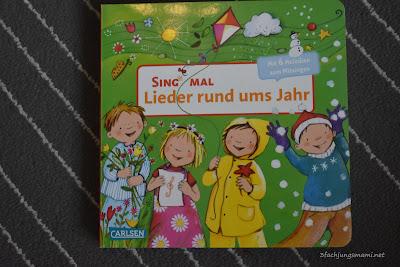 Kinderbuch Sing mal