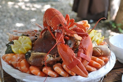 Great Health Benefits Of Seafood