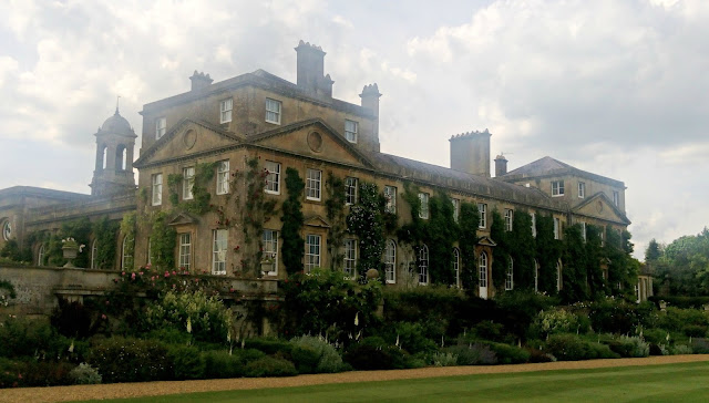 Bowood House Side Aspect