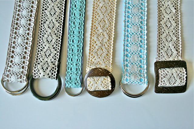 Lace belts | Christmas Gifts For Girlfriend | DIY Gifts For Your BFF