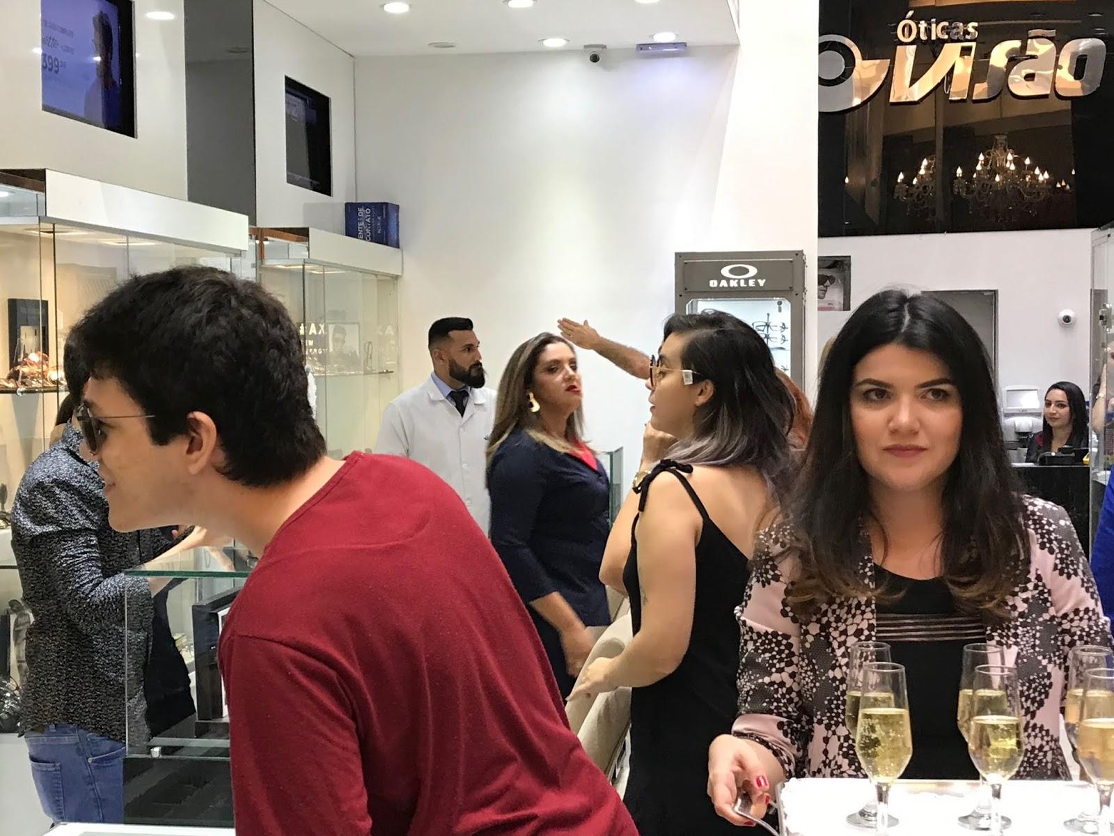 7d79d22c5 Nova coleção de óculos da grife Chloé desembarca em Fortaleza