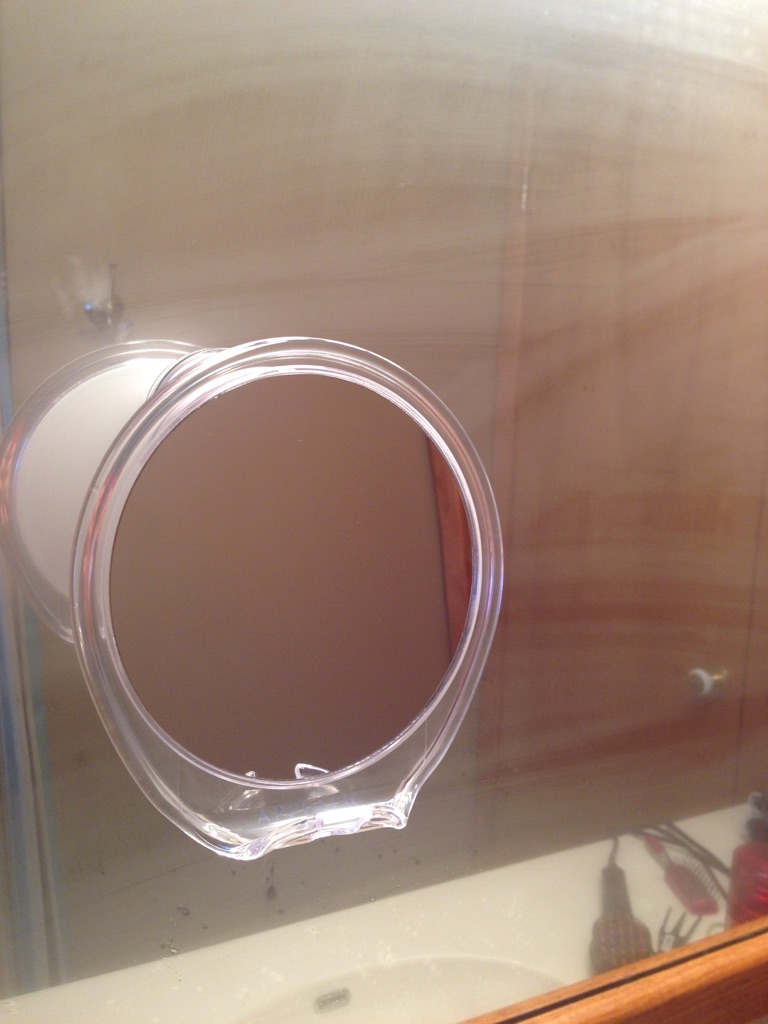 The Game Players: Fogless Shower Mirror for No Fog Shaving ...