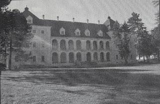 Zamek Radziwiłłów w Birżach