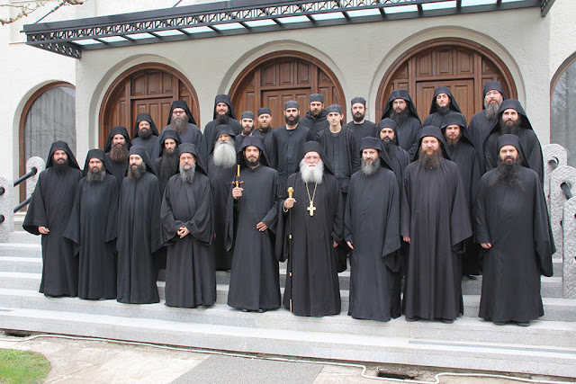 Βοηθήστε να ολοκληρωθούν τα κελλιά των μοναχών