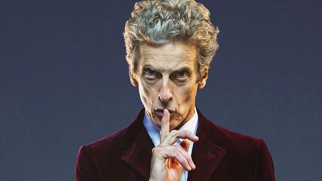 Whoopidooings: RMWF - Doctor Who - Peter Capaldi