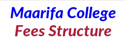 Maarifa college fees structure 2018/2019