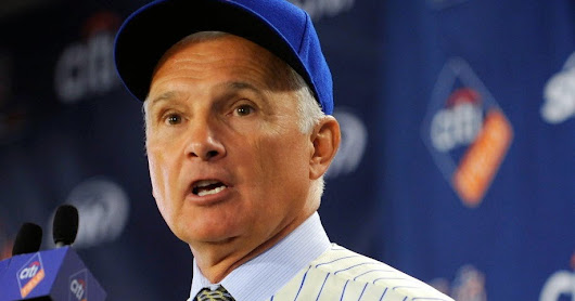 Terry Collins Silenced By Management on Injuries