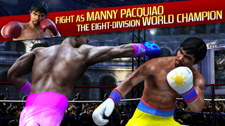 Real Boxing Manny Pacquiao Mod