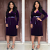 Star Actress, Mercy Aigbe Stuns In Beautiful Dress As She Shows Off Her Massive Boo**bs