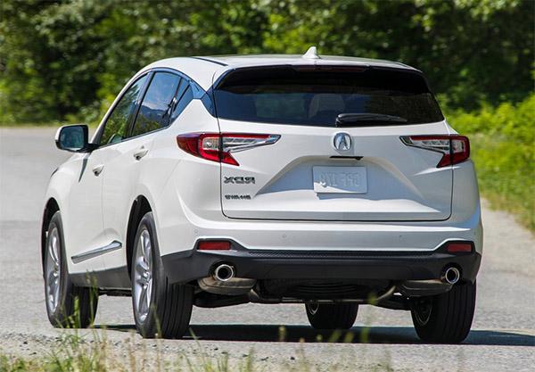 Burlappcar 2020 Honda Passport Teaser Vs Acura Rdx