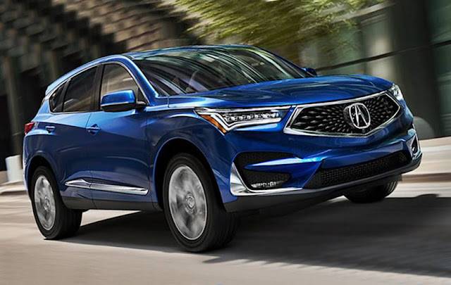 2019 Acura Rdx Redesign In Addition To Liberate Appointment