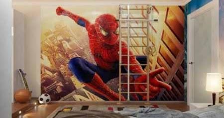 Bagaimana Cara Memilih Wallpaper Dinding 3d Kamar Tidur Anak Panel Lantai Aac