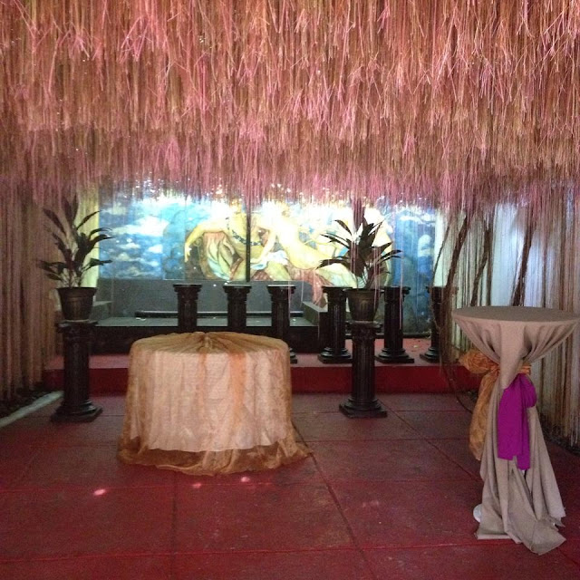 Function area at Alta Cebu Resort