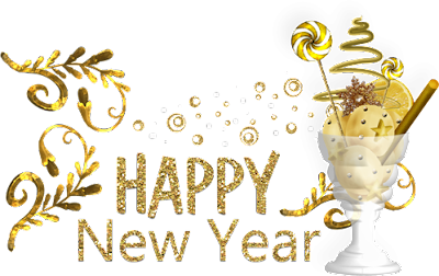 Happy New Year 2017 Transparent PNG Images