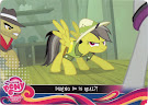 My Little Pony Daring Do is Real?! Equestrian Friends Trading Card