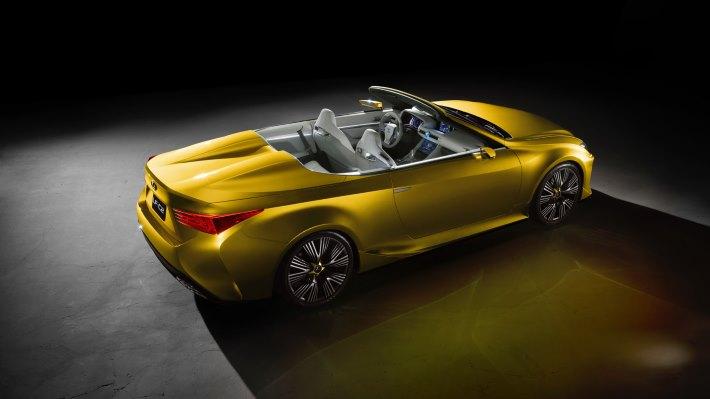 Wallpaper 4: Lexus LF-C2 Concept