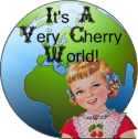It's a very cherry world