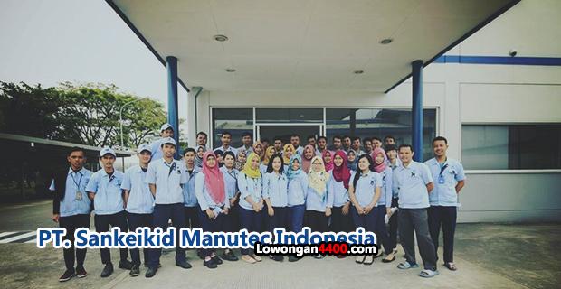 Lowongan Kerja PT. Sankeikid Manutec Indonesia Karawang
