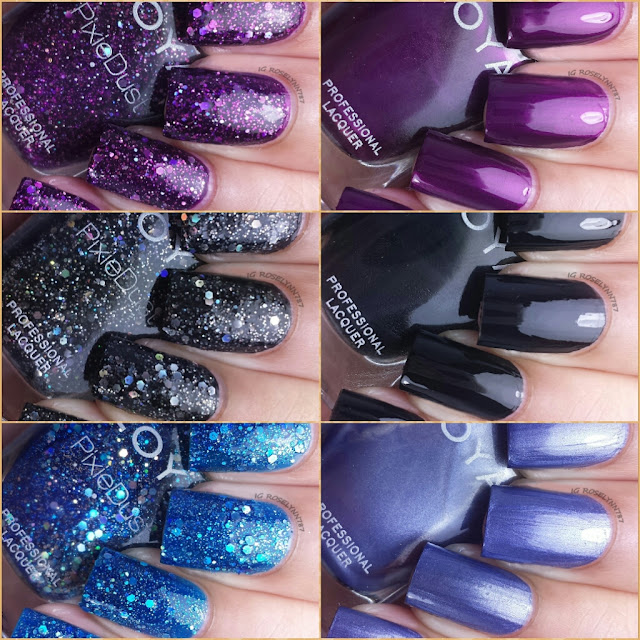 Zoya Holiday Wishes Collection