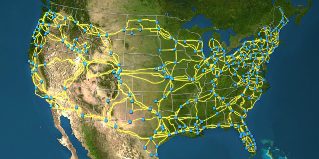 Существующие оптоволоконные сети будут использовать для оповещения о землетрясениях
