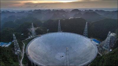 China Designed Worlds Largest Telescope