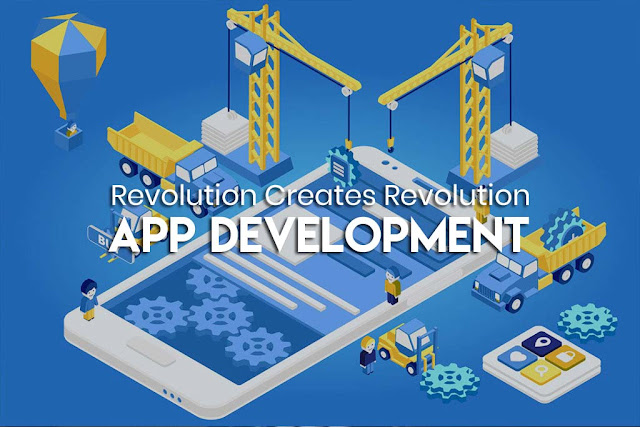 Revolution Creates Revolution - App Development
