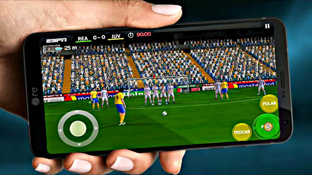 Best Football  Android Offline FIFA 19 Update Best Graphics HD