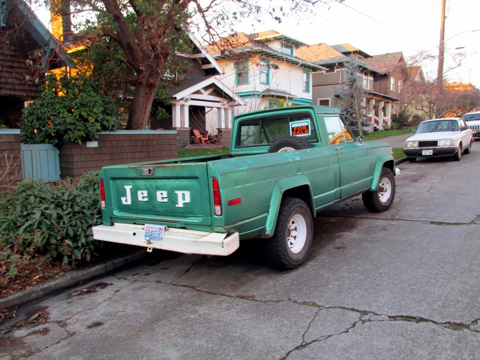 medium resolution of 1975 jeep j10 awd pickup